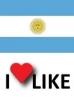 Popularidad Argentina