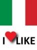 Popularité d'Italia