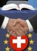 Schweiz und EU, für den Beitritt 70%