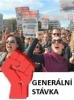Generální stávka v České republice, Generální stávka v ČR 78%