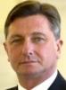 Borut Pahor 50%