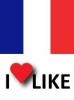 La popularité de la France