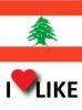 Popularity of Lebanon
