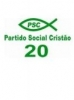 Partido Social Cristão 39%