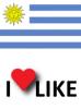 Popularidad de Uruguay