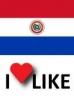 Popularidad del Paraguay, I like 77%