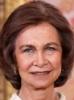 Reina Sofía de Grecia 54%