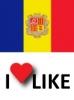 Popularitat d'Andorra, M\'agrada 71%
