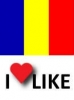 Popularitate din România, I like 54%