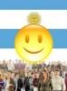 Situación política en Argentina, satisfecho 61%