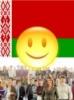 Паліт. сітуацыя ў Беларусi , довольный 53%