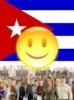 Situación política en Cuba, satisfied 83%
