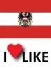Beliebtheit des Österreichs