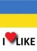 Популярність України, Я люблю 68%