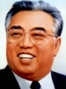 Kim Il-sung 44%