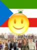 Situación política en Guinea Ecuatorial, satisfecho 50%
