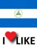 Popularidad de Nicaragua, I like 82%