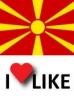 Популарност на Македонија, Ми се допаѓа 49%