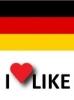 Beliebtheit des Deutschlands