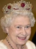 Queen Elizabeth II. 44%
