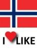 Populariteten til Norge