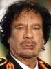 Muammar al-Gaddafi 61%