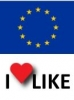 Popularity of the European Union, I like 37%