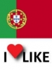 Popularity de Portugal