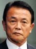 Tarō Asō 39%