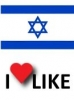 Popularity of Israel, I like 32%