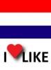 Populariteit van Nederland, Ik hou van 59%