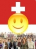 Politische Situation in der Schweiz, zufrieden 14%