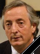 photo Néstor Kirchner