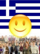 photo Political situation in Greece - satisfied