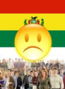 Situación política en Bolivia - insatisfecho