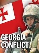 photo Georgia conflict - support