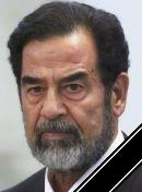 الصورة  صدام حسين