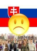 Politická situácia na Slovensku - nespokojný