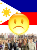 Pampulitikang sitwasyon sa Pilipinas - hindi nasisiyah