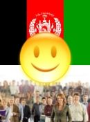 photo Political situation in Afghanistan - satisfied