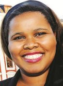photo Lindiwe Mazibuko