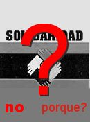  NO! SOLIDARIDAD