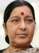 photo Sushma Swaraj