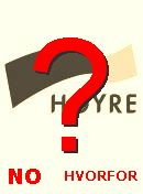  NO! Hyre (Noreg)