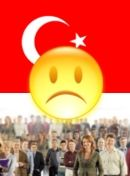 Political situation in Turkey - dissatisfied