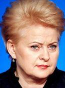 photo Dalia Grybauskaitė