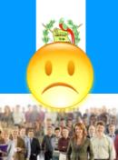 Situación política en Guatemala - insatisfecho