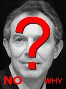 NO! Tony Blair