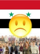 Political situation in Syria - dissatisfied