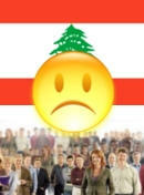 Political situation in Lebanon - dissatisfied